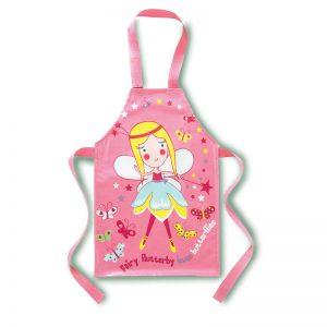 Cooksmart Kids Fairy PVC Apron