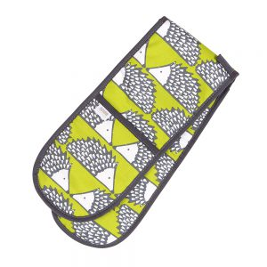 Scion Living Spike Double Oven Glove - Green