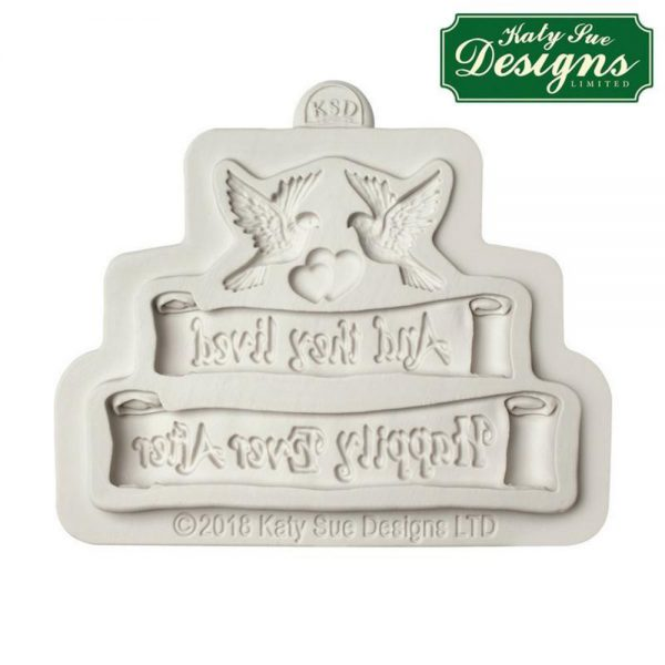 Happily Ever After Katy Sue Silicone Mould