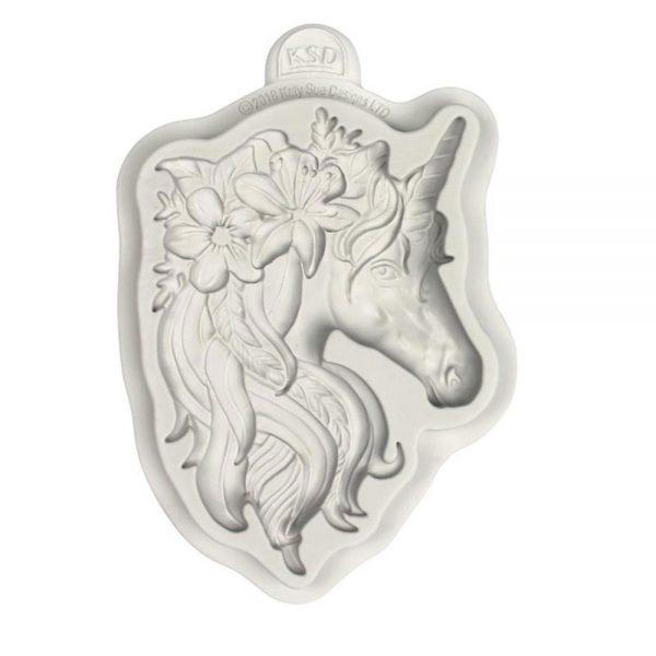 Unicorn Katy Sue Silicone Mould-82111
