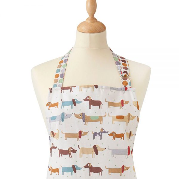 Hot Dogs Cotton Apron by Ulster Weavers -82231