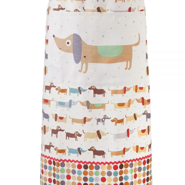 Hot Dogs Cotton Apron by Ulster Weavers -82232