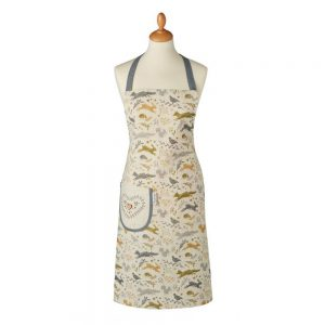 Woodland Cotton Apron from Cooksmart-0