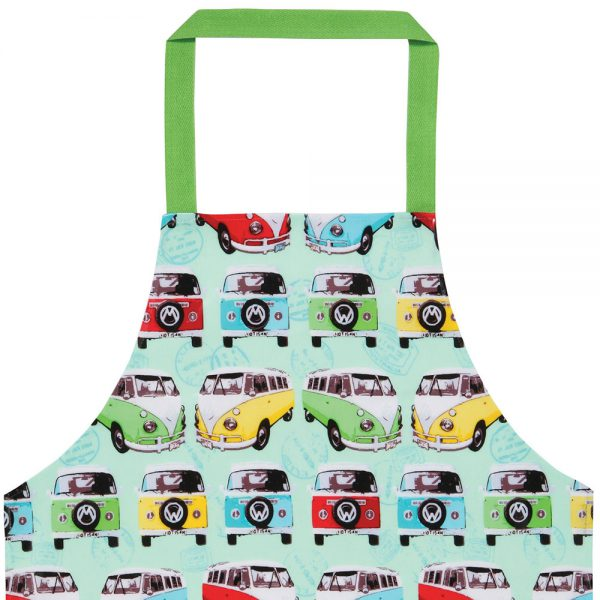 Child / Teenager PVC Apron Campervan by Ulster Weavers-82238