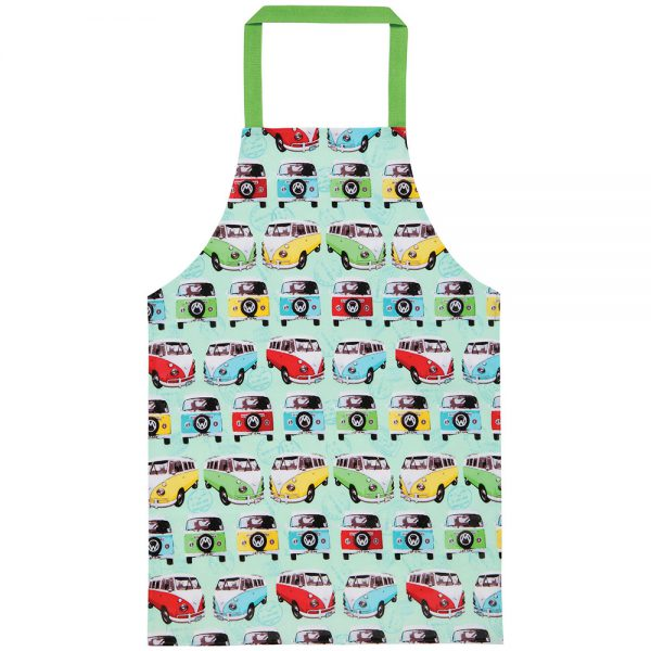 Child / Teenager PVC Apron Campervan by Ulster Weavers-0