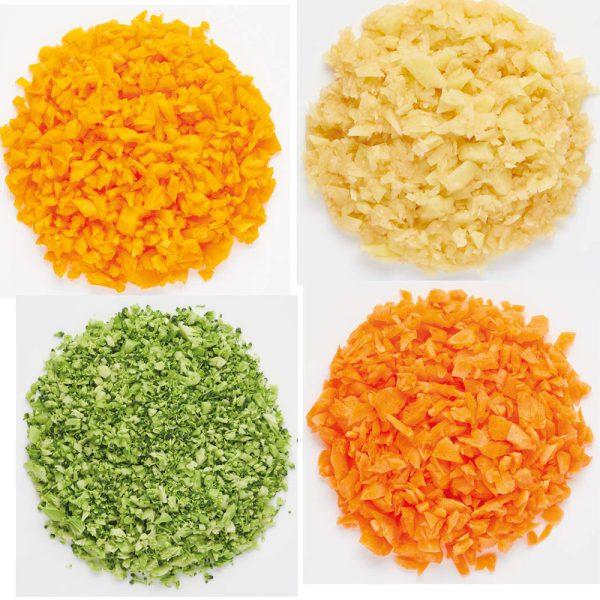 KitchenCraft Healthy Eating 'Rice 'n' Slice' Food Processor-79389
