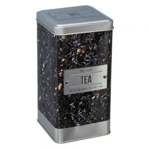 Embossed Tea Canister from the Larder Collection by 5five Simply Smart-0