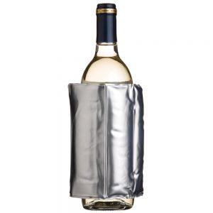 Wrap Around Wine Cooler Silver BarCraft-0