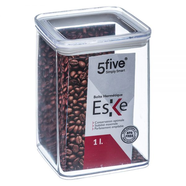 Eske 1L Airtight Food Storage Container Box 1000ml Set of 2-82744